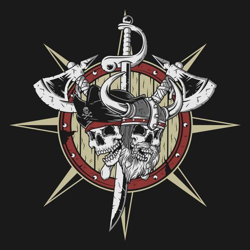 Pirates and Viking