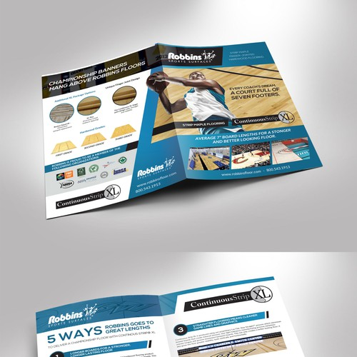 Robbins Sports Surfaces Brochure