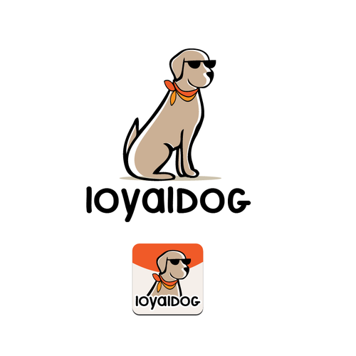 Cool Logo for a Loyalty App