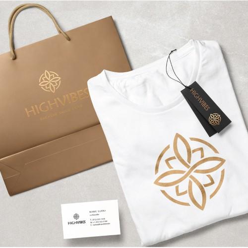 Symbolic and spiritual logo