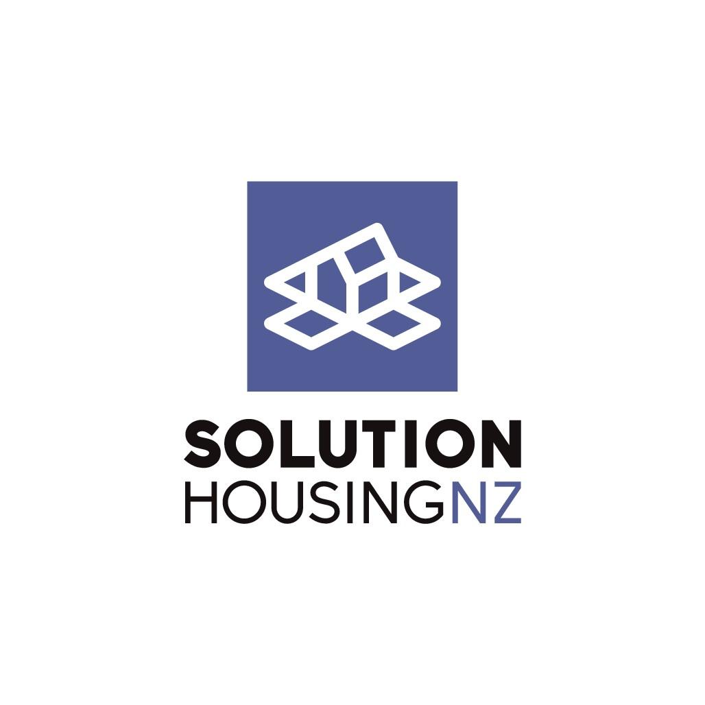 Affordable Sustainable Housing Logo