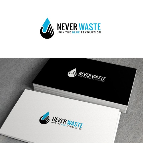 Design a logo to inspire people to save water for our national campaign!