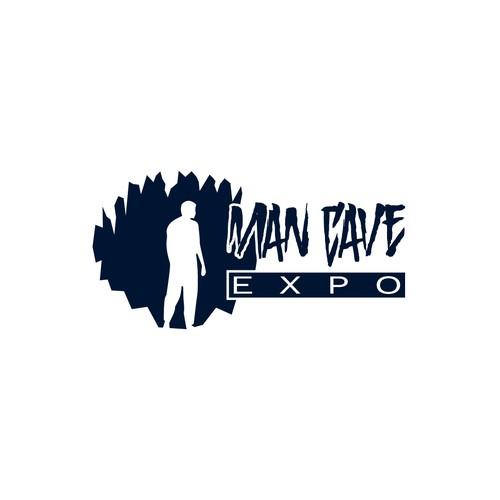 Masculine logo design