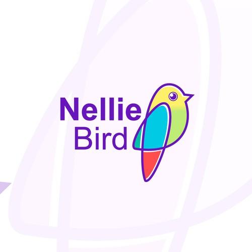 Nellie Bird logo