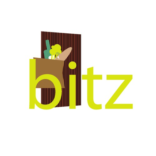 Create the next logo for bitz