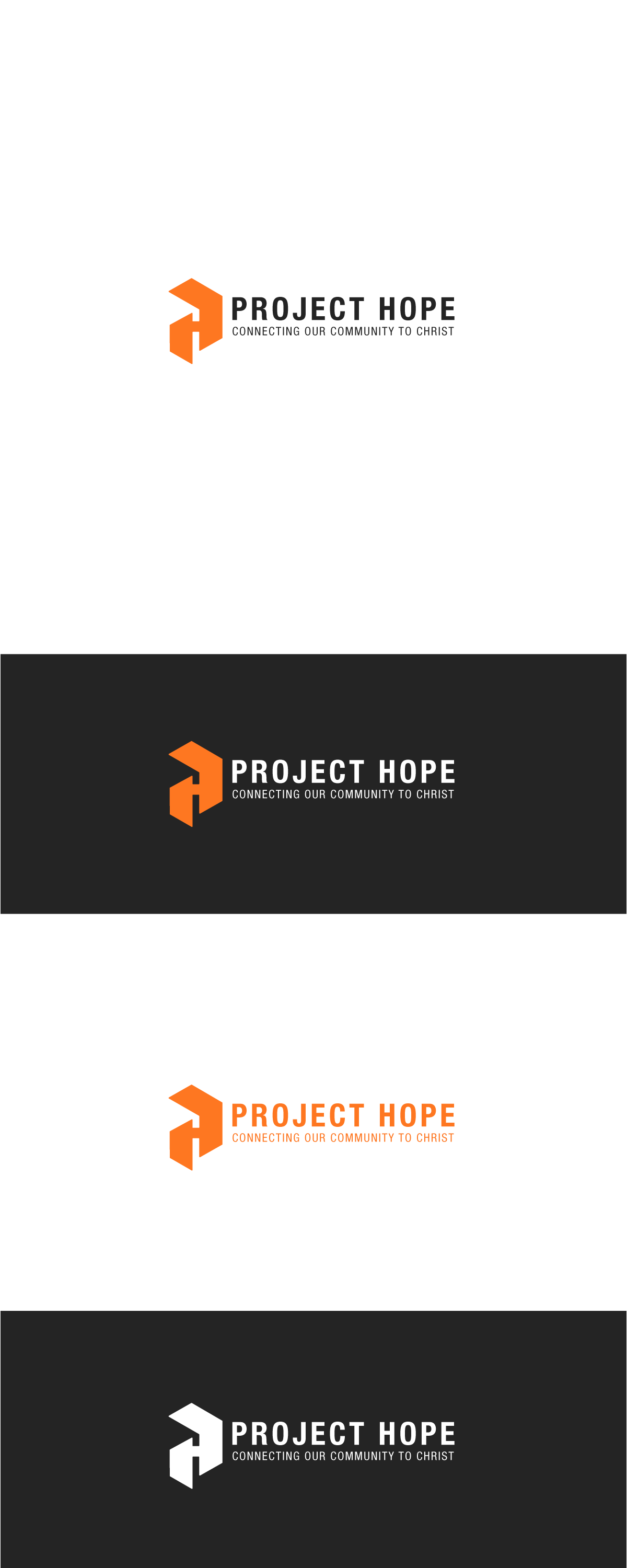 Creative logo for church expansion project