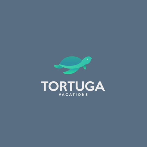 Design tropical looking logo for travel agency - Tortuga Vacations