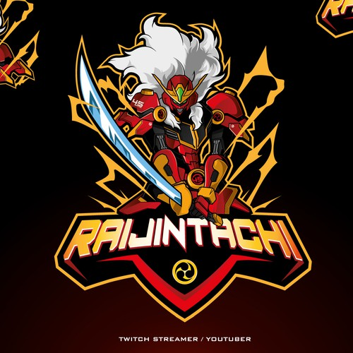 RAIJINTACHI twitch streamer youtuber