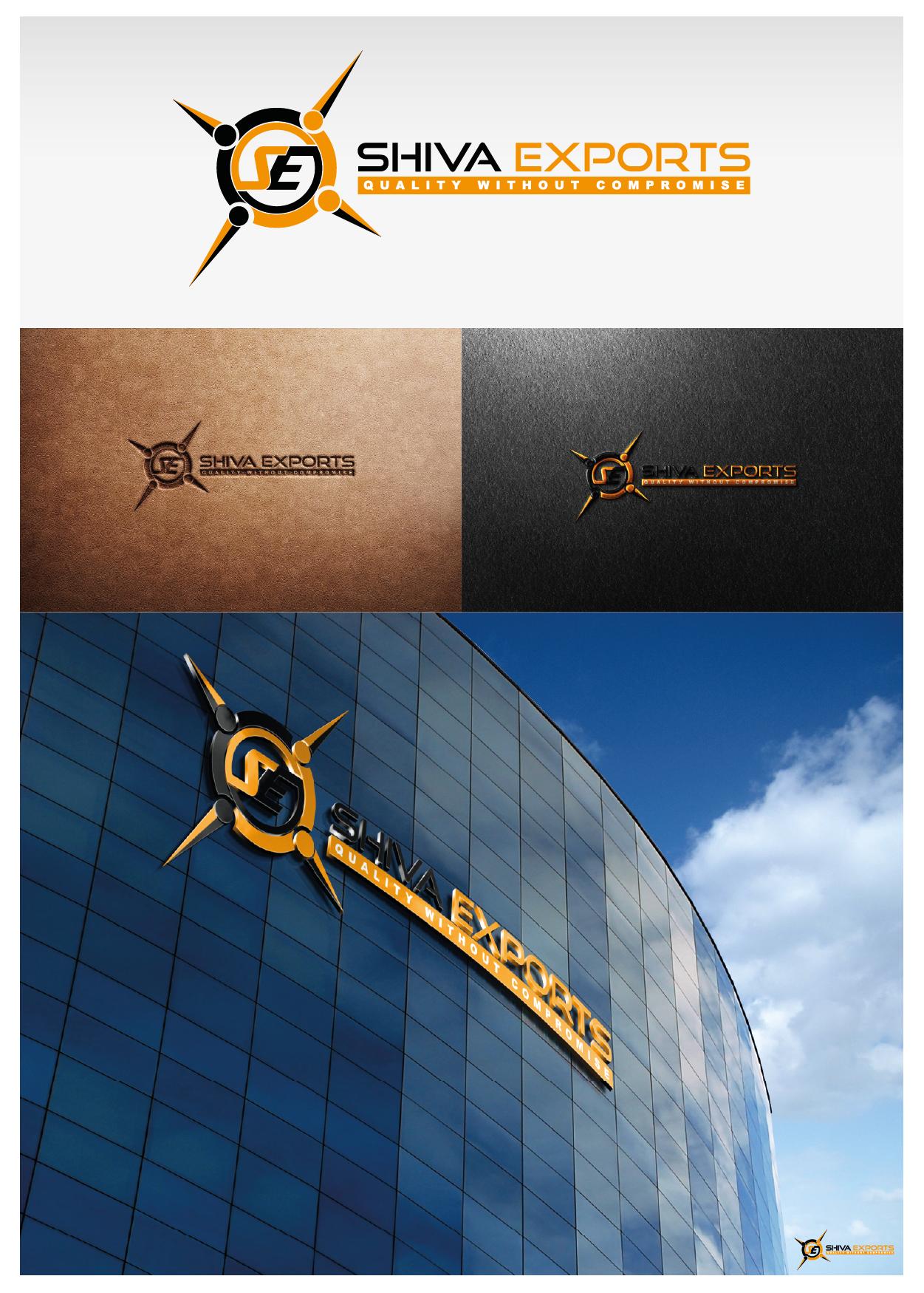 logo for Shiva Exports