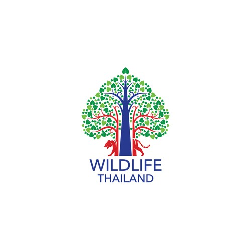 logo for Wildlife thailand