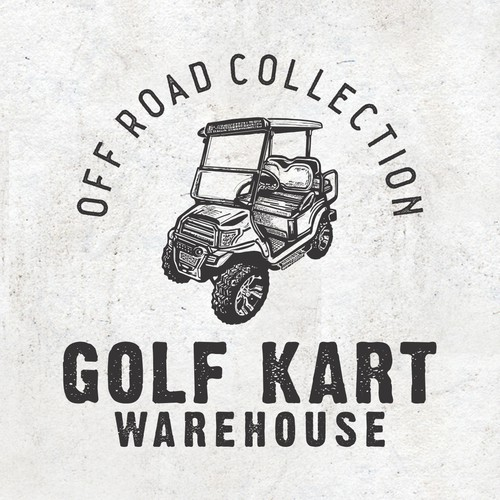 Golf Kart logo design