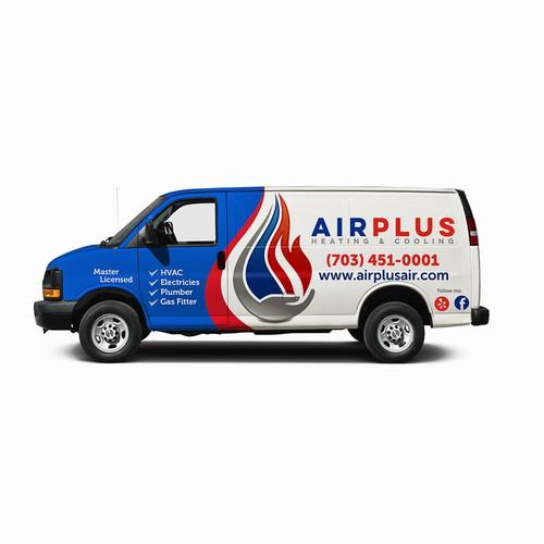 AirPlus Vinyl Car