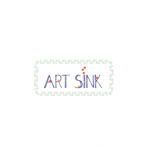 logo for a creative Arts business