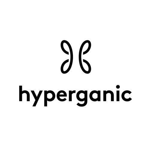 unix and clasic design for hyperganic logo