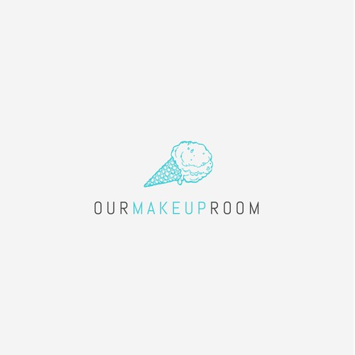 Logo design for a makeup community