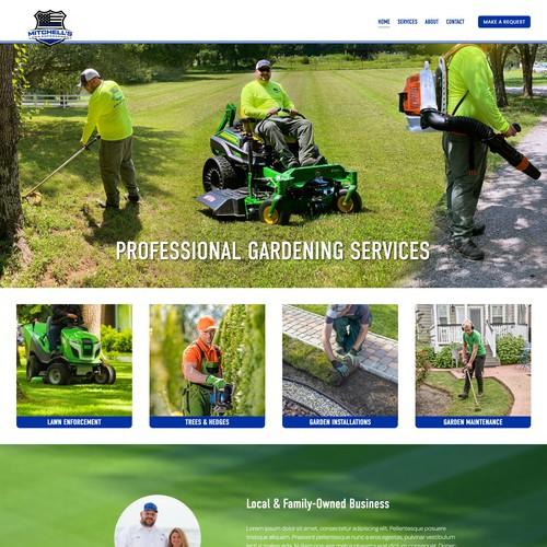 Mitchell's Lawn Enforcement