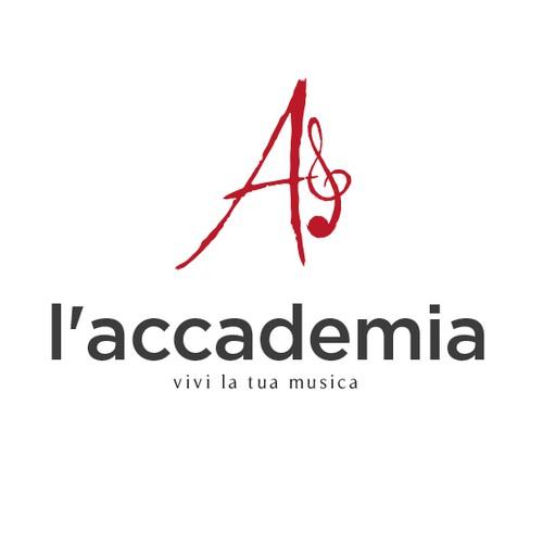 Creare l'immagine dell'Accademia musicale per centinaia di giovani musicisti italiani