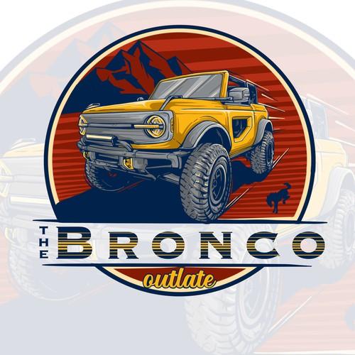 the bronco outlate