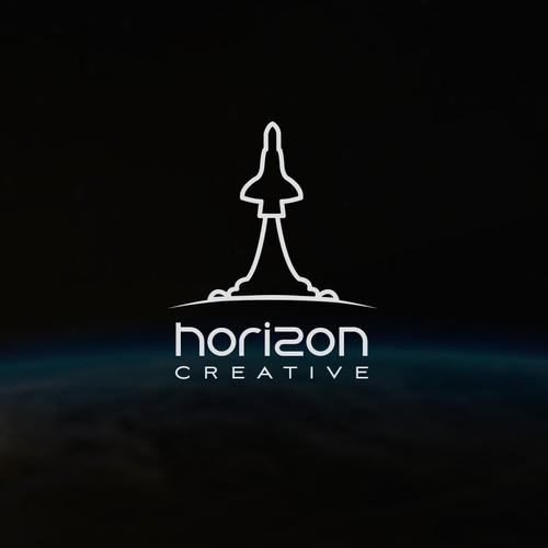 Logo for Horizon Creative-Video Production House