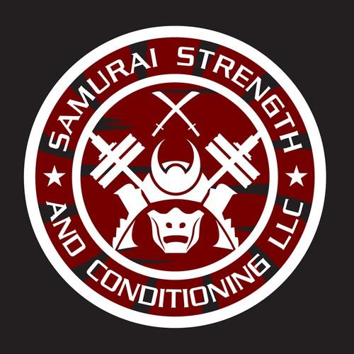 Samurai Strength Logo