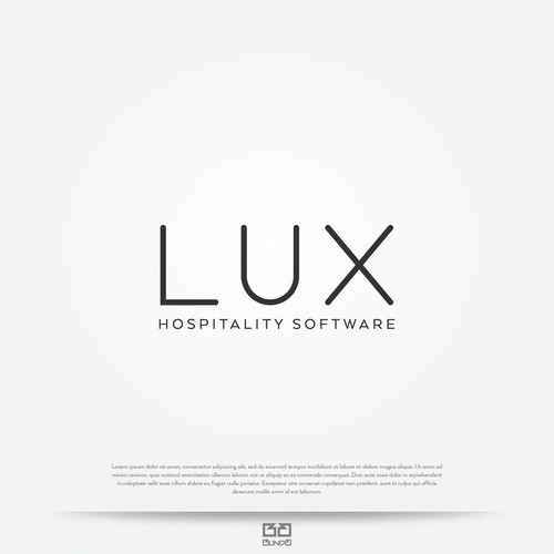 Wordmark  for software company