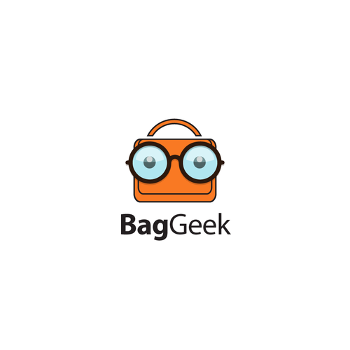 Logo for BagGeek