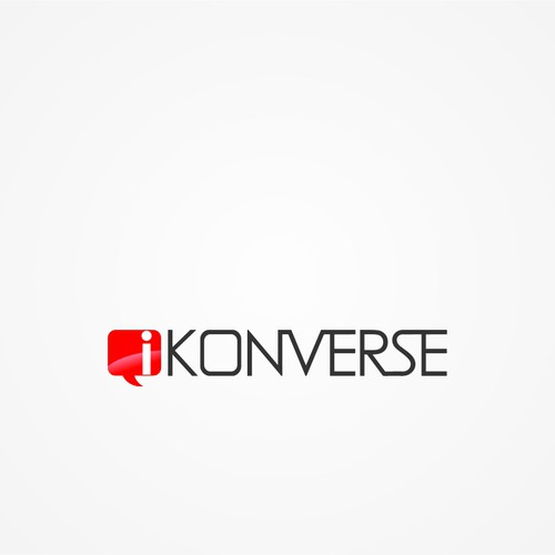 Create the next logo for iKONVERSE