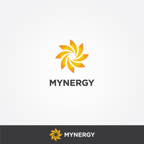 MYNERGY Logo Design