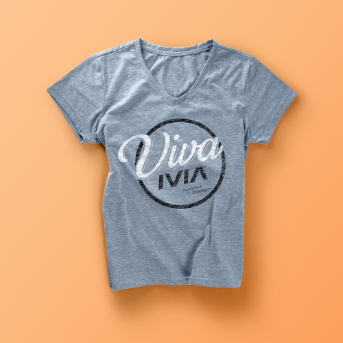 Viva IVIA T-Shirt Design