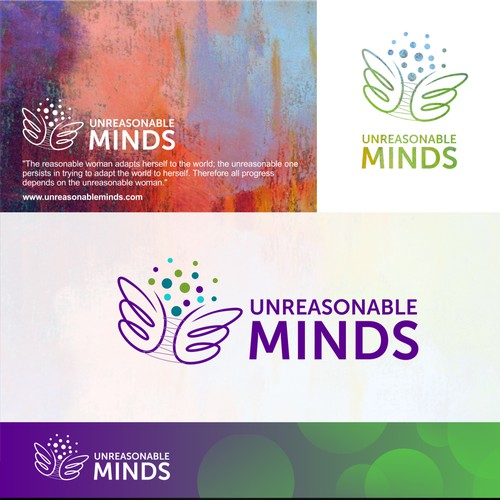 Butterfly Mind Logo