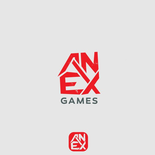 Logo for game company