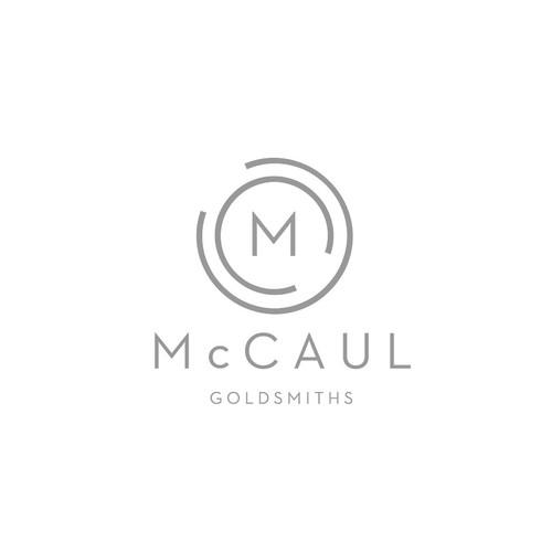Elegant logo concept for Jewellery