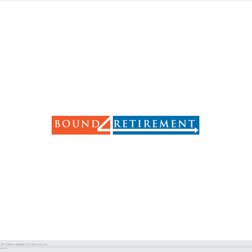 Create a logo for retirement planning company