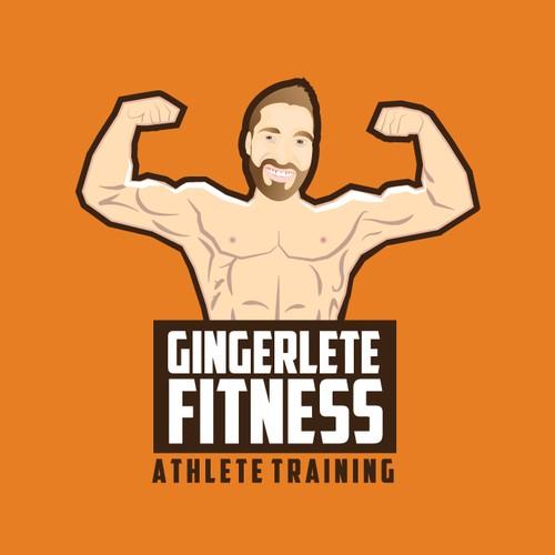 GingerLETE Fitness Logo