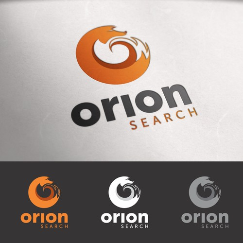 Orion Fox Logo