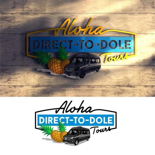 Aloha Tours Logo