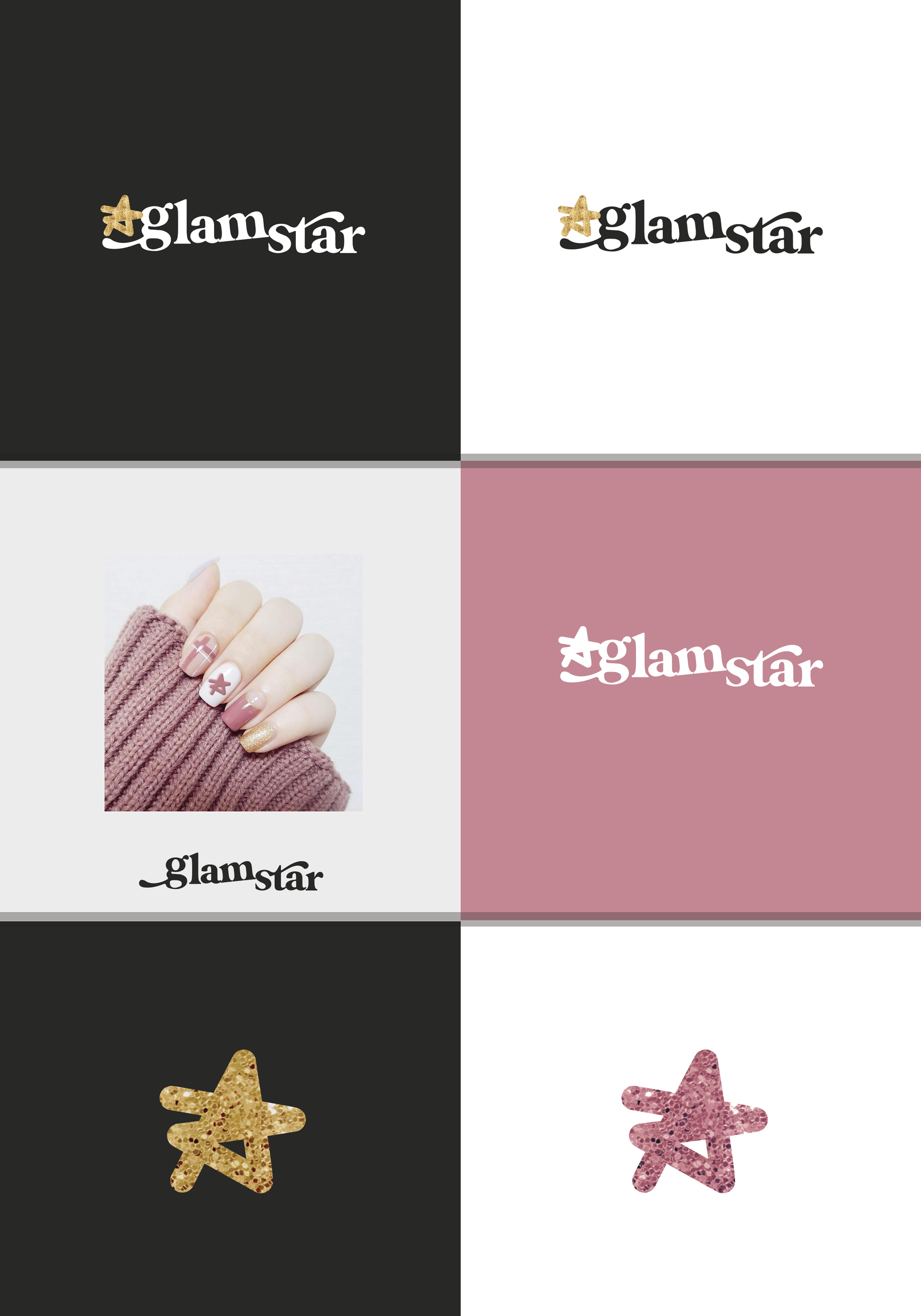 Design a stylish logo for a Celebrity Online Magazine