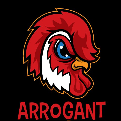 Arrogant Chicken Logo Propposal