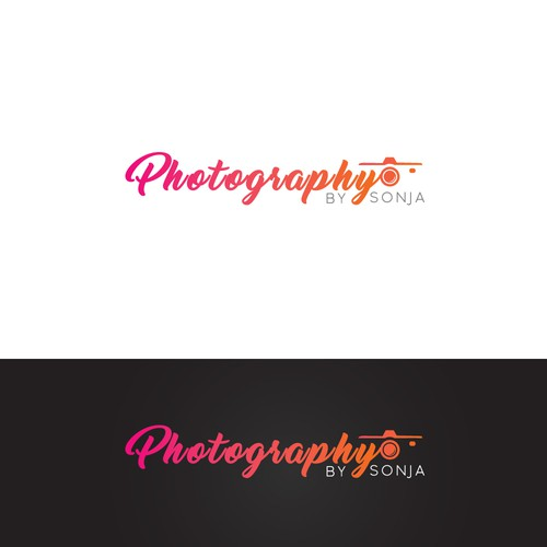 Logo for Personal Photography by Sonja