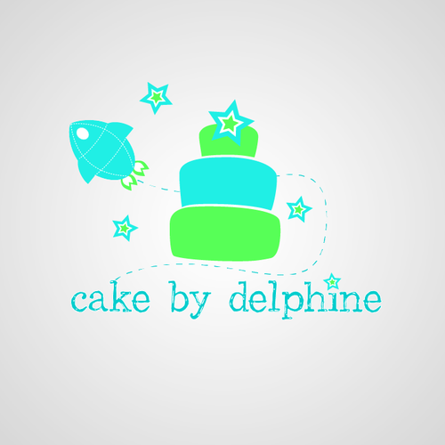 Cake by Delphine Logo