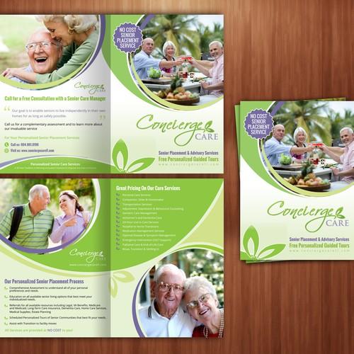 Senior Placement Services Brochure