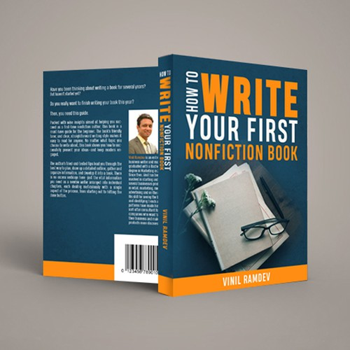 How To write your firdt nonfiction book