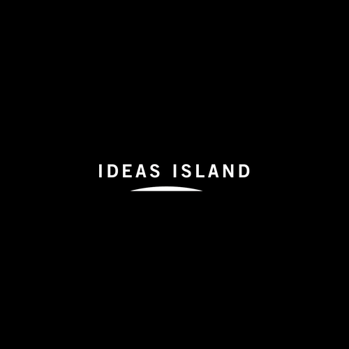 Simple logo concept for Ideas Island