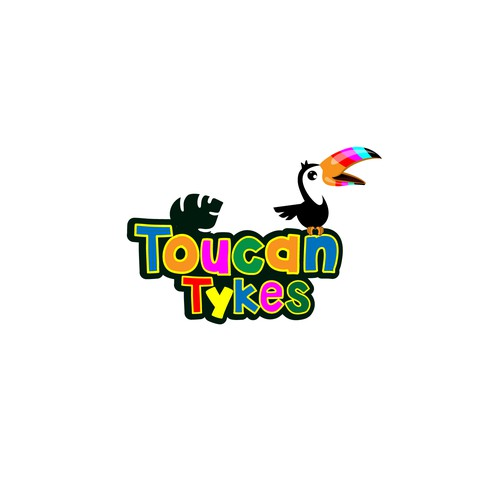 Fun logo for Toucan Tykes