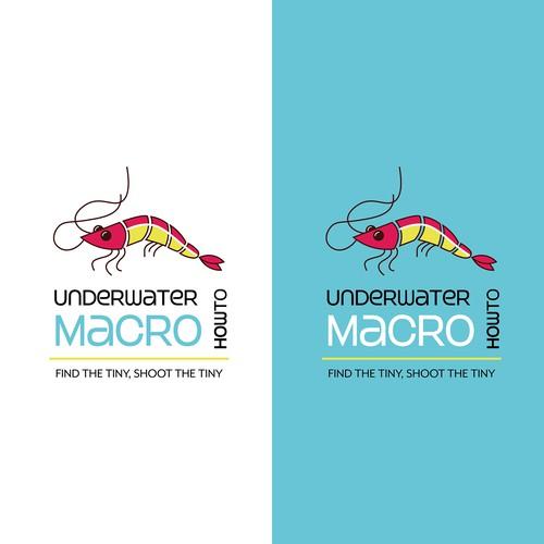 Logo Design for an underwater photographer