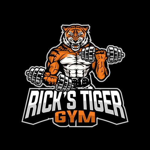Winner of Rick's Tiger Gym Contest