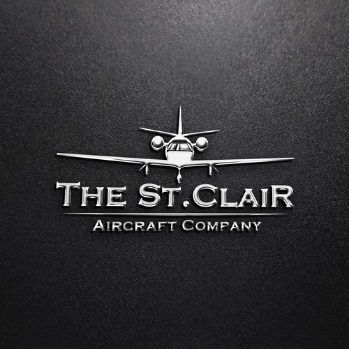 Logo for St.Clair Aircraft Company