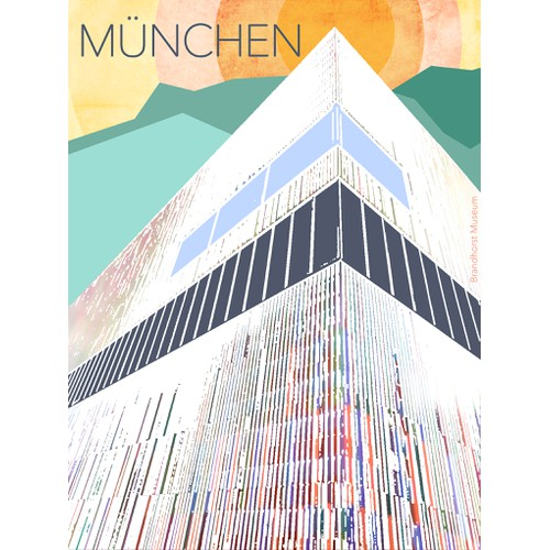 concept poster for Munich poster
