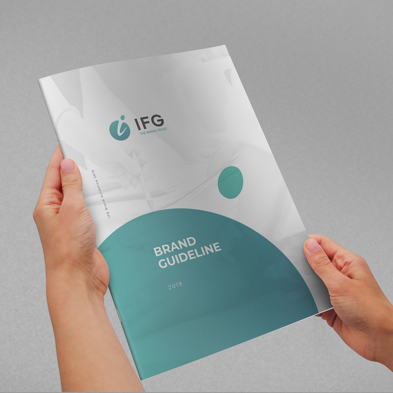 Brand Guide for IFG