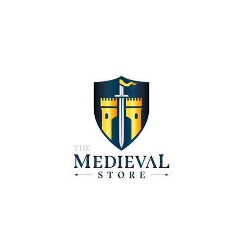 Medieval Store Logo